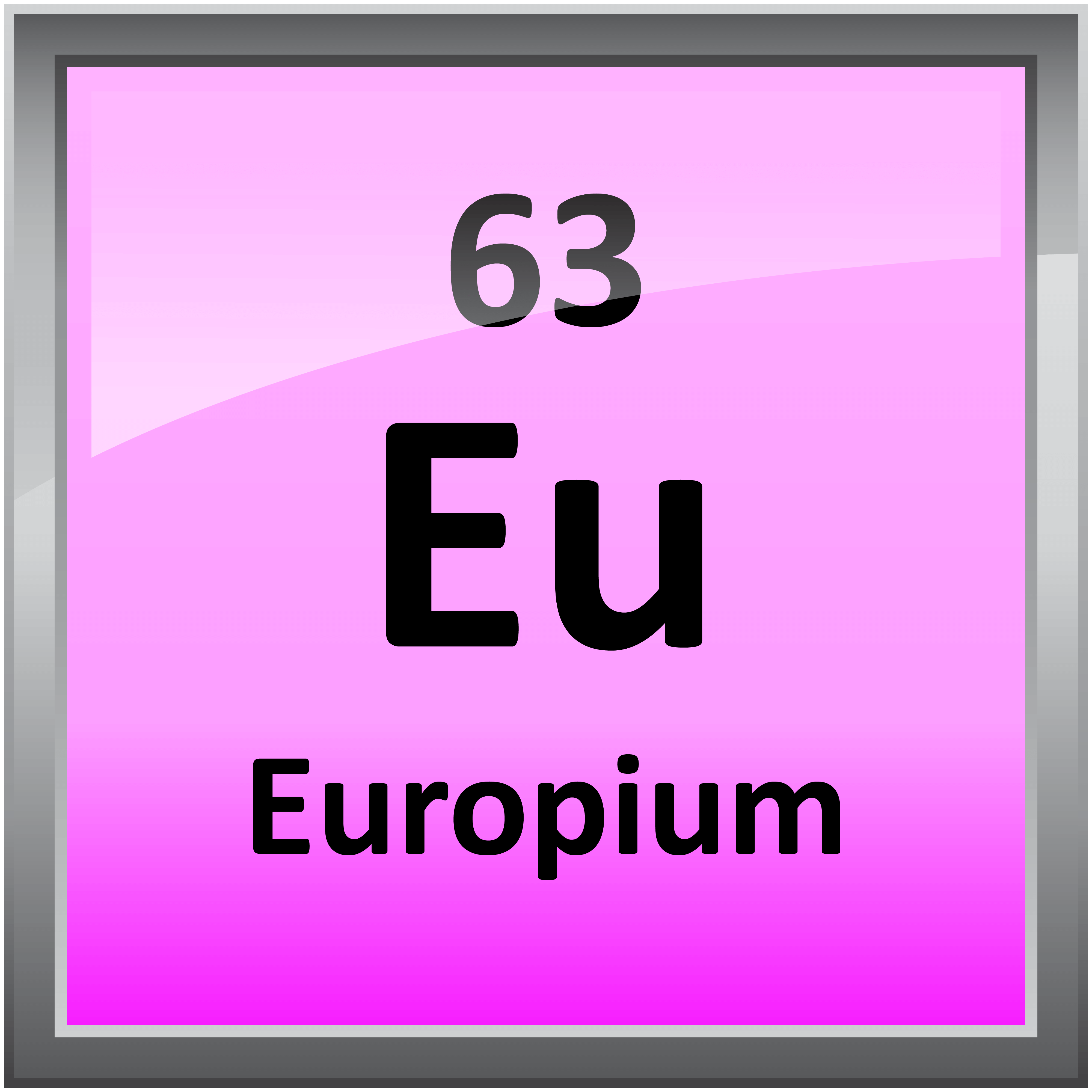 063 Europium Science Notes And Projects