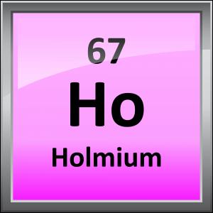 067-Holmium