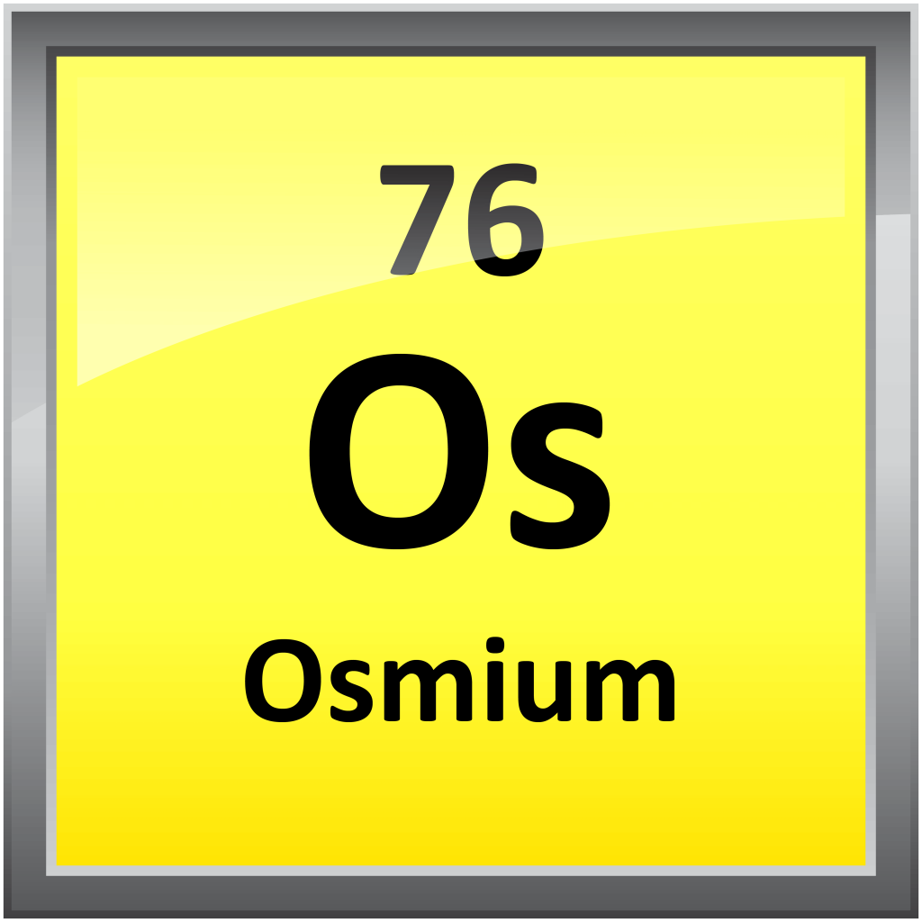 076-Osmium - Science Notes and Projects