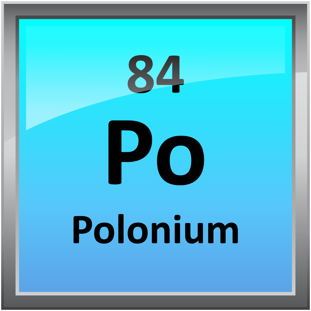 Hd periodic table wallpaper muted colors - 084 Polonium Science Notes And Projects