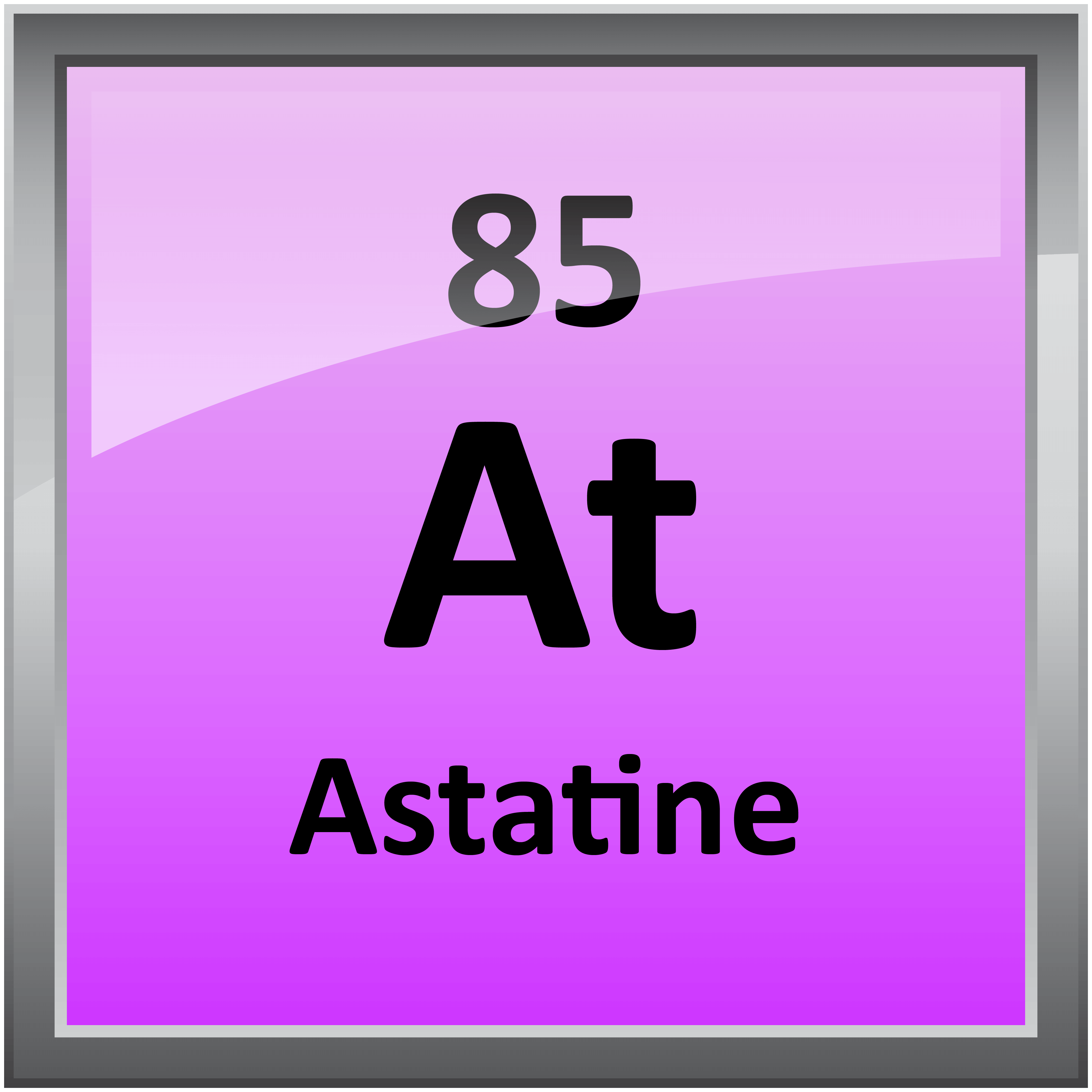 085 astatine science notes and projects 4000 in printable periodic table element symbols gamestrikefo Image collections