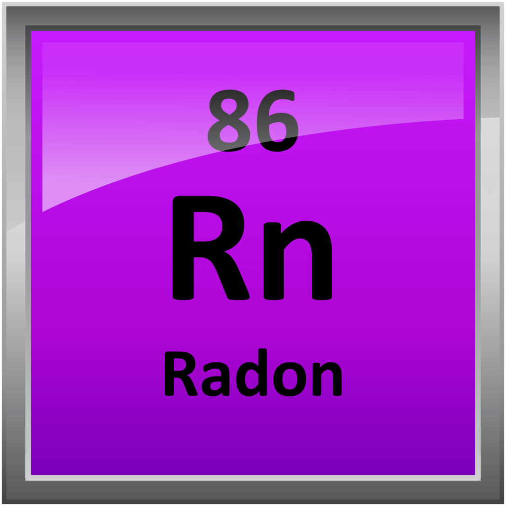 an analysis of the element radon Radon, a naturally occurring radioactive element and then discuss how the available information can be used in a decision analysis to.