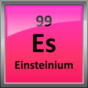 099-Einsteinium