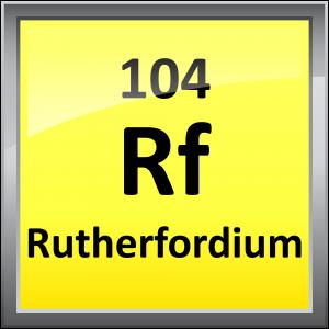 104-Rutherfordium