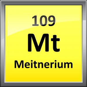 109-Meitnerium