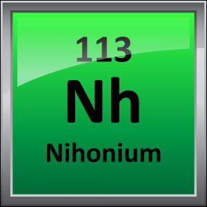 113-Nihonium