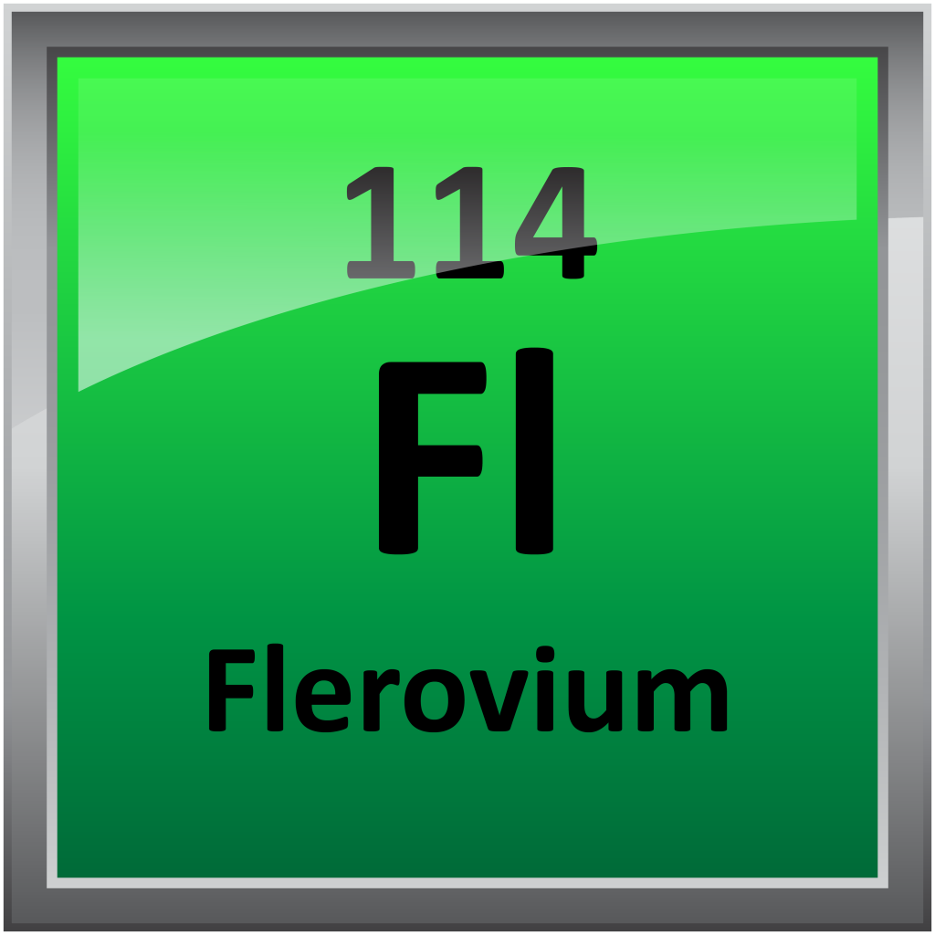 114 flerovium science notes and projects for 114 element periodic table
