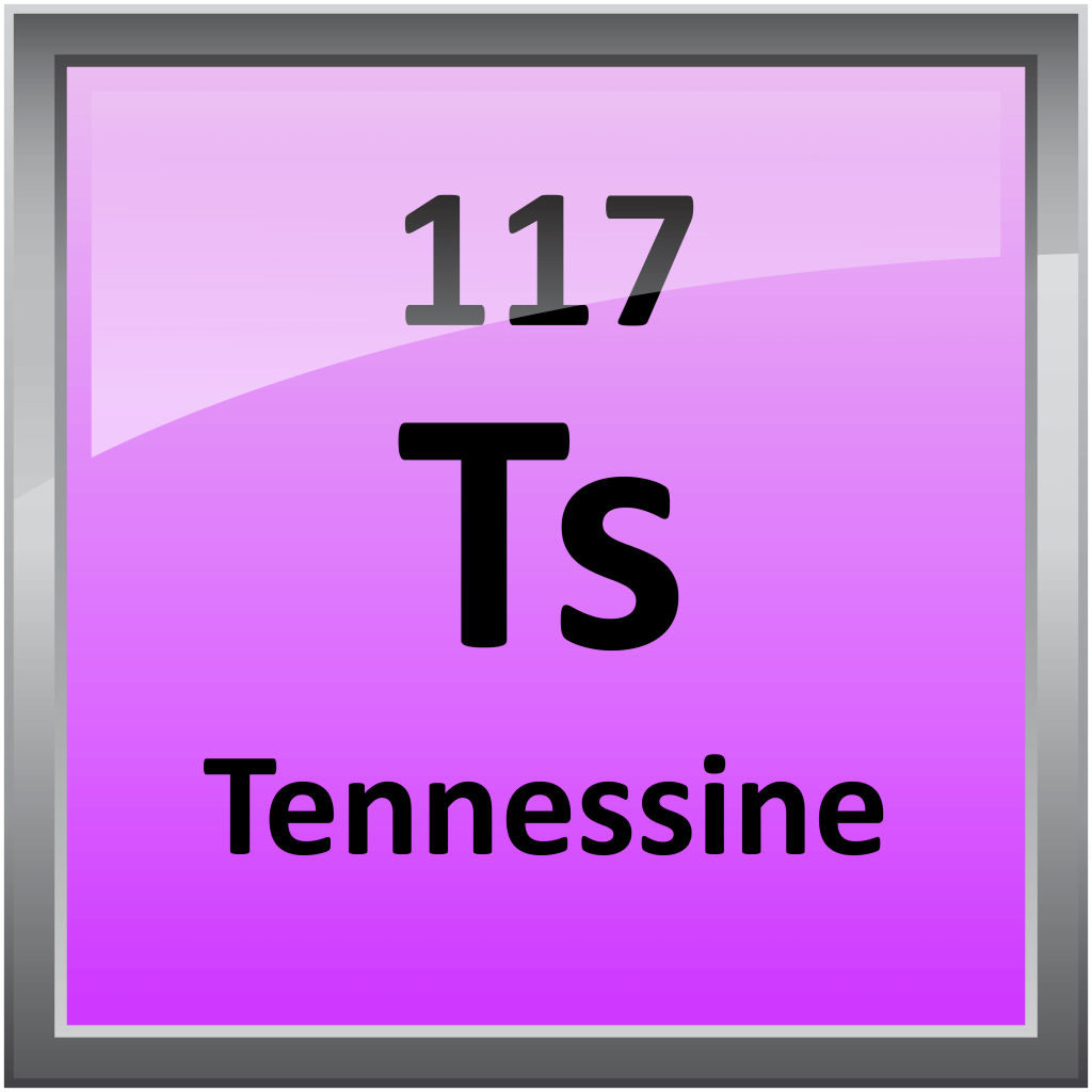 117-Tennessine - Science Notes and Projects