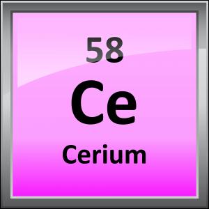 58-Cerium