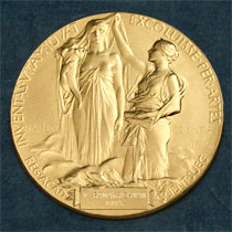 Nobel Prize Medal for Chemistry, Physics, and Medicine