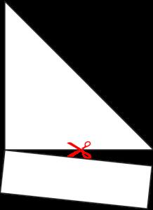 Paper Atom Snowflake Fold 2