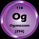 118 - Oganesson Button