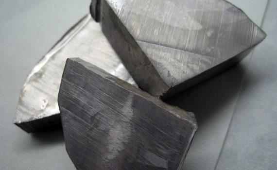 Sodium Metal - Atomic Number 11 (Dnn87)