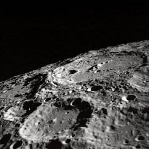 Astronauts report the Moon smells like burnt gunpowder. (NASA)