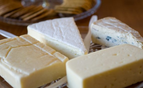 The word casein comes from the Latin name for cheese. (Andrew Blight)