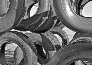About 70% of polybutadiene is used to manufacture tires. (Dean Hochman)