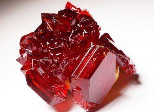The IUPAC name for potassium ferricyanide is potassium hexacyanoferrate(III). (Maxim Bilovitskiy)