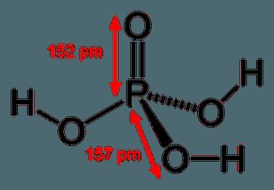 Phosphoric acid is an example of an oxoacid. (Ben Mills)