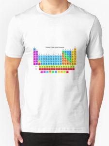 Vibrant Table T-Shirt
