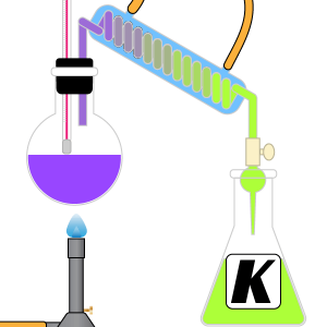 Chemistry Dictionary K Terms Icon