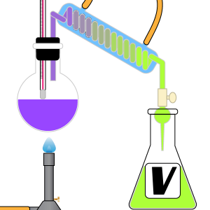 Chemistry Dictionary V Terms Icon