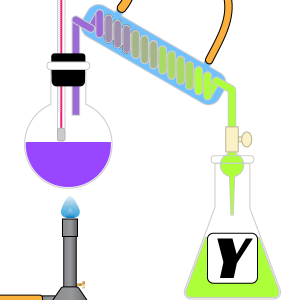 Chemistry Dictionary Y Terms Icon