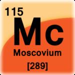 Moscovium Tile