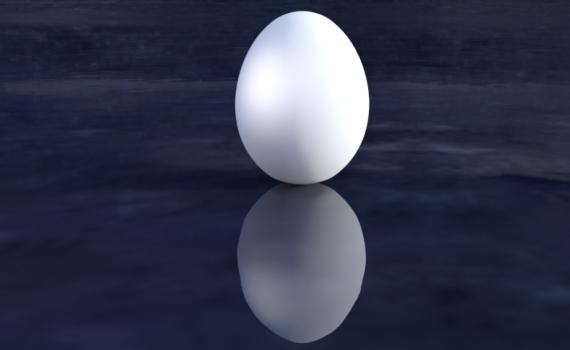 Balancing an Egg on the Equinox