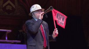 Ig Nobel NSFW Dictator