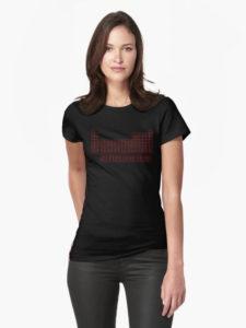 Klingon periodic table T-shirt