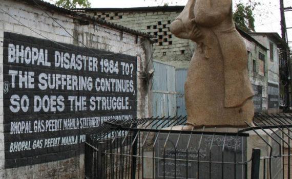 Bhopal memorial