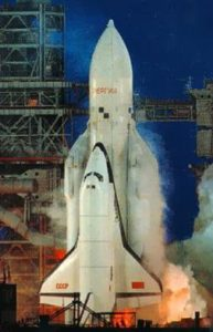 Buran - Soviet Space Shuttle