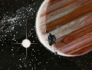 Pioneer 10 at Jupiter