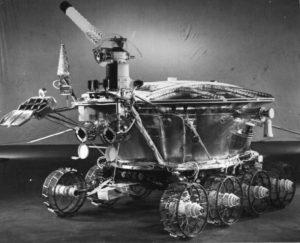 Soviet Rovers Lunokhod