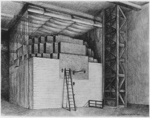 Stagg Field reactor