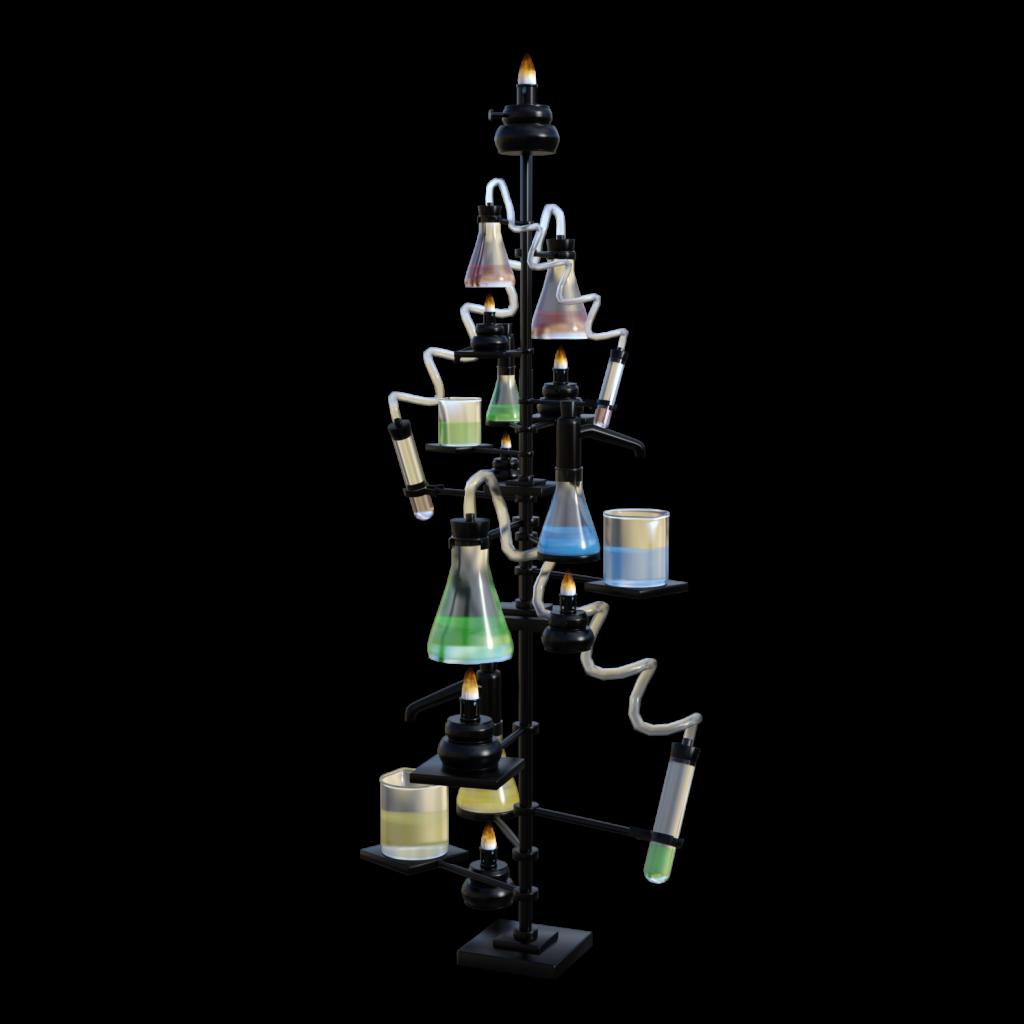 5 Ways to Make a Chemistree Christmas Tree