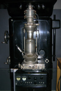 Ernst Ruska Electron Microscope