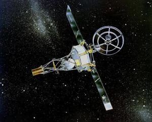 Mariner 2 Spacecraft. NASA