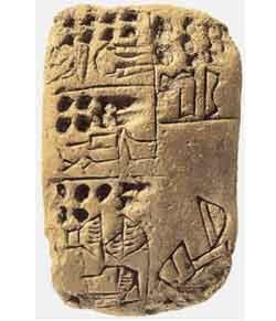 Tapputi-Belatekallim, a female chemist and perfume maker, is mentioned on a Mesopotamian tablet from around 1200 B.C.E.