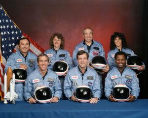 STS-51 Crew