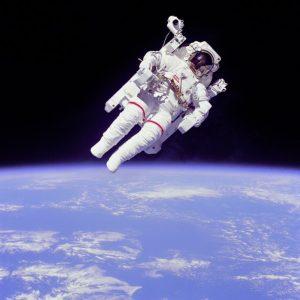 Astronaut-EVA MMU