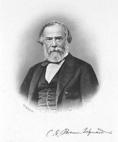 Charles Édouard Brown Séquard