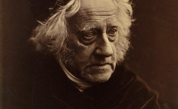 John Herschel 1867
