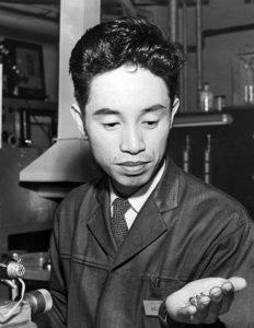 Leo Esaki in 1959