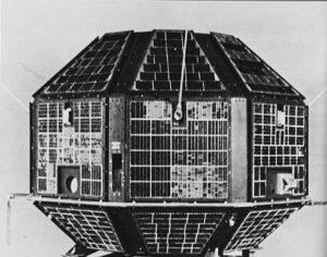 Aryabhata Satellite