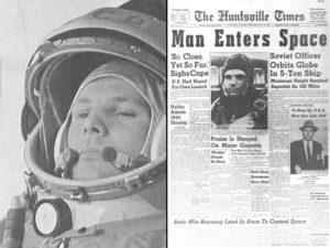 Gagarin Headlines