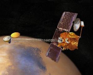 Mars Odyssey. NASA