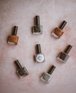You can fix dry nail polish, but only if you use the right solvent. Do not use acetone! (Annie Spratt)