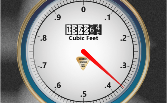 Cubic Feet Meter