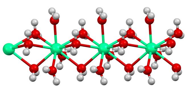 Grow Calcium Chloride Crystals